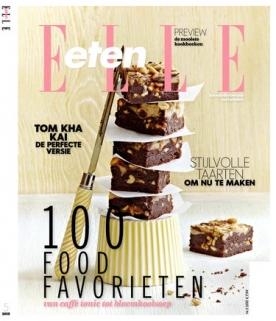 ELLE Eten 5, iOS & Android  magazine