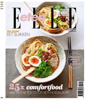 ELLE Eten 1, iOS & Android  magazine