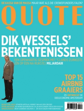 Quote 1, iOS & Android  magazine