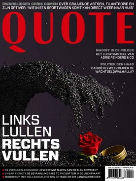 Quote 3, iOS & Android  magazine