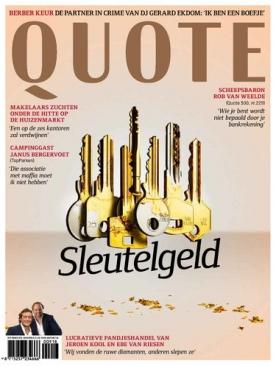 Quote 9, iOS & Android  magazine