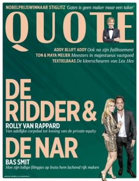 Quote 1, iOS & Android  magazine