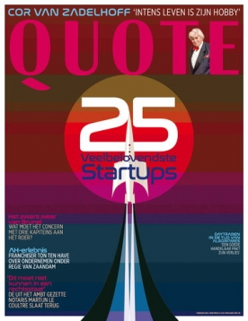 Quote 2, iOS & Android  magazine