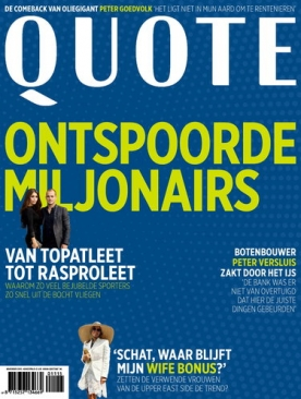 Quote 11, iOS & Android  magazine