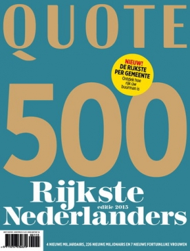 Quote 500, iOS & Android  magazine