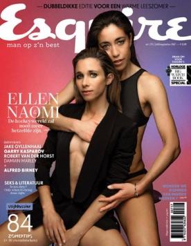 Esquire 7, iOS, Android & Windows 10 magazine