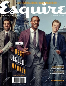 Esquire 11, iOS & Android  magazine