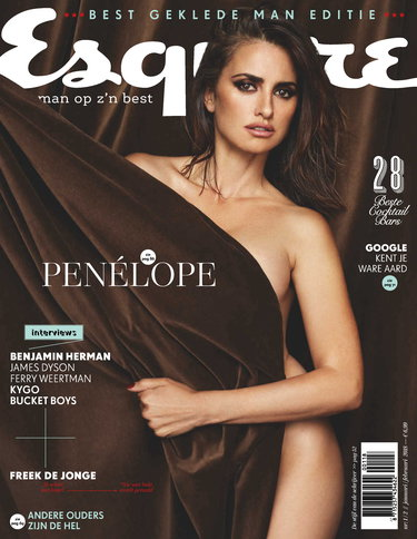 Esquire 100, iOS, Android & Windows 10 magazine