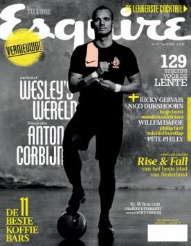 Esquire 2, iOS & Android  magazine