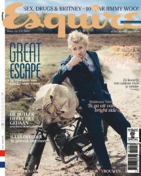 Esquire 9, iOS & Android  magazine