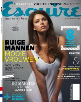 Esquire 10, iOS & Android  magazine