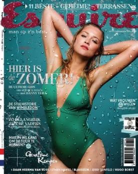 Esquire 7, iOS & Android  magazine