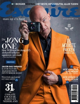 Esquire 9, iOS, Android & Windows 10 magazine