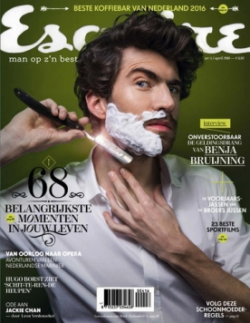 Esquire 4, iOS, Android & Windows 10 magazine