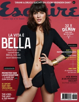 Esquire 5, iOS & Android  magazine