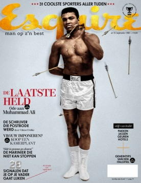 Esquire 9, iOS, Android & Windows 10 magazine