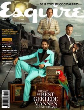 Esquire 11, iOS & Android  magazine