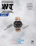 Esquire Watch Tribune 1, iOS & Android  magazine