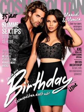 Cosmopolitan 10, iOS, Android & Windows 10 magazine