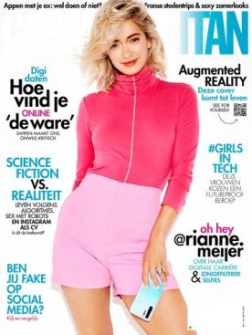 Cosmopolitan 7, iOS & Android  magazine