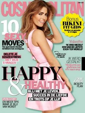Cosmopolitan 6, iOS, Android & Windows 10 magazine