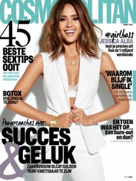 Cosmopolitan 4, iOS & Android  magazine