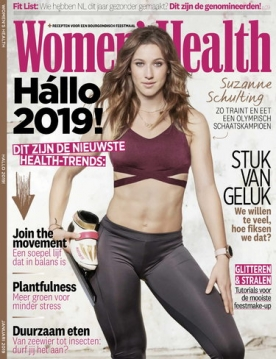 Women's Health 8, iOS & Android  magazine