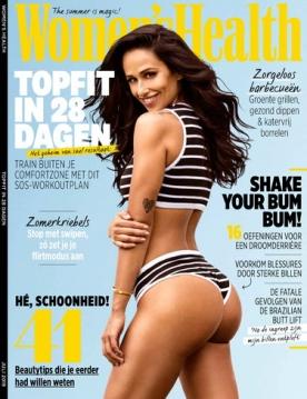 Women's Health 4, iOS & Android  magazine