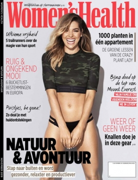 Women's Health 7, iOS & Android  magazine