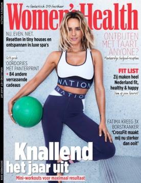 Women's Health 8, iOS & Android  magazine