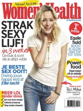 Women's Health 1, iOS, Android & Windows 10 magazine