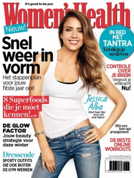 Women's Health 3, iOS & Android  magazine