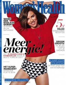 Women's Health 1, iOS & Android  magazine