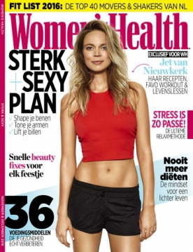Women's Health 5, iOS & Android  magazine