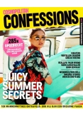Cosmopolitan Confessions 3, iOS & Android  magazine