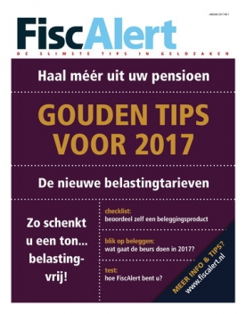 FiscAlert 1, iOS & Android  magazine