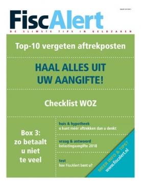 FiscAlert 3, iOS & Android  magazine