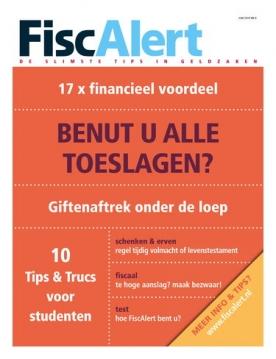 FiscAlert 6, iOS & Android  magazine