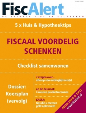 FiscAlert 7, iOS & Android  magazine