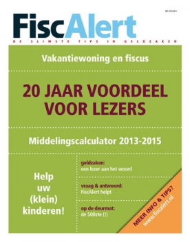 FiscAlert 5, iOS & Android  magazine