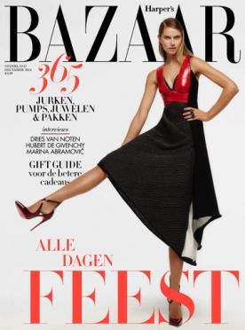 Harper's BAZAAR 12, iOS, Android & Windows 10 magazine