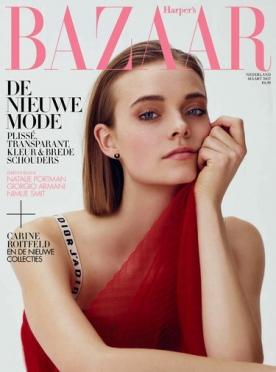 Harper's BAZAAR 3, iOS & Android  magazine