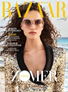 Harper's BAZAAR 7, iOS & Android  magazine
