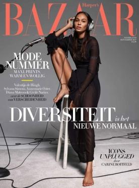 Harper's BAZAAR 9, iOS, Android & Windows 10 magazine
