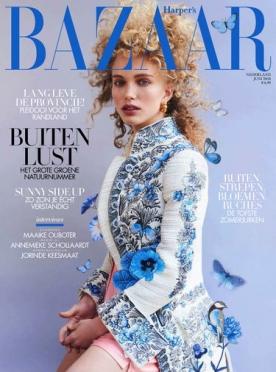 Harper's BAZAAR 6, iOS & Android  magazine