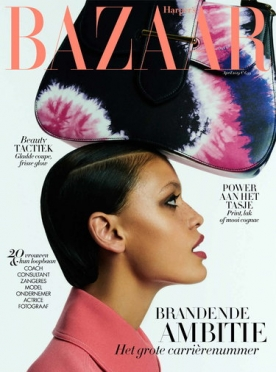 Harper's BAZAAR 4, iOS & Android  magazine