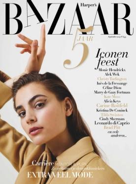 Harper's BAZAAR 9, iOS & Android  magazine