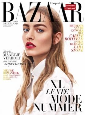 Harper's BAZAAR 3, iOS, Android & Windows 10 magazine