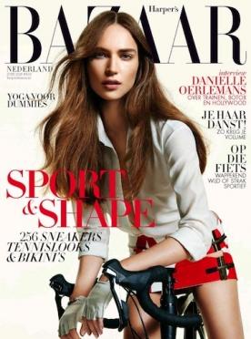 Harper's BAZAAR 6, iOS, Android & Windows 10 magazine