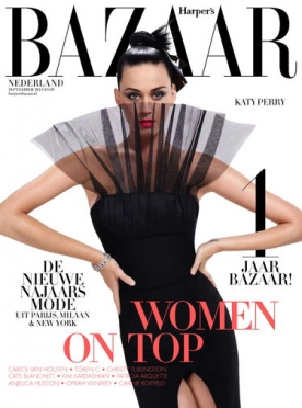 Harper's BAZAAR 9, iOS, Android & Windows 10 magazine